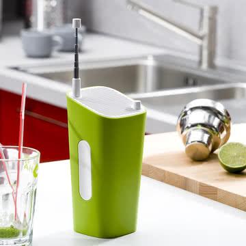 Sonoro - CuboGo London DAB+ Radio, weiß/ grün - Küche