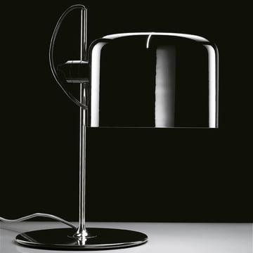 Oluce - Coupé 2202 Tischleuchte, schwarz