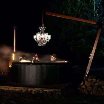 Fatboy, Rockcoco - Ambiente in der Nacht