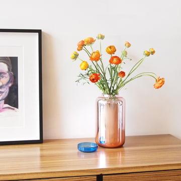 Pulpo - Container Vase, rosa