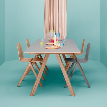 Hay - Copenhague, Gruppe gedeckter Tisch