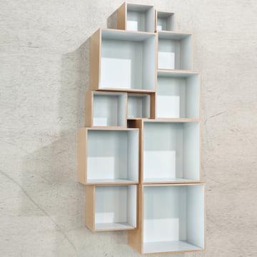 OK Design - Babushka Boxes, grau