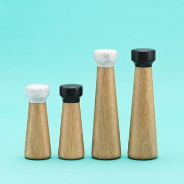 Normann Copenhagen - Craft Salz- und Pfeffermühlen