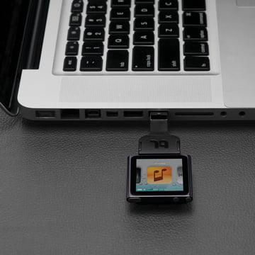 Bluelounge - Kii USB-Adapter, 30 pin - iPod