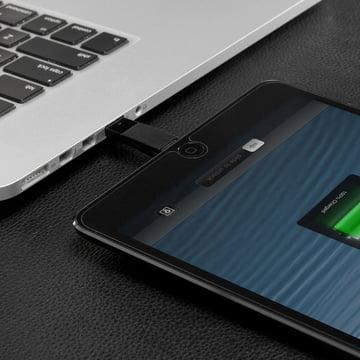 Bluelounge - Kii USB-Adapter, Lightning, schwarz - iPad