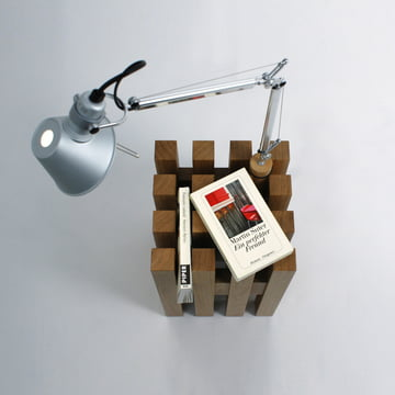 keilbach design - Sixteen Hocker - sixteen.tolomeo