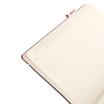 Holtz - sense Book Red Rubber - Lineal