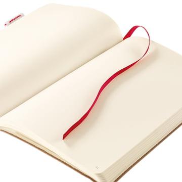 Holtz - sense Book Red Rubber - Lesezeichen