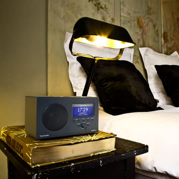 Tivoli Audio - Albergo+, graphit