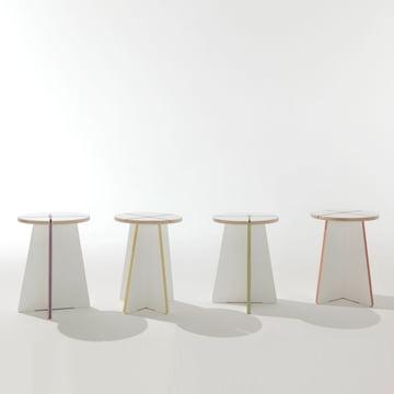 Müller Möbelwerkstätten - StoolX Hocker - Gruppe
