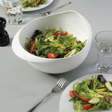 Joseph Joseph - Prep & Serve, weiß - Salat