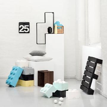 Lego - Storage Box - Pastellfarben