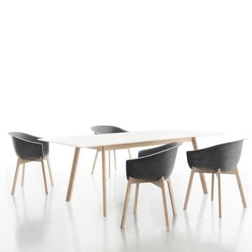 Conmoto - Pad Table / Chairman