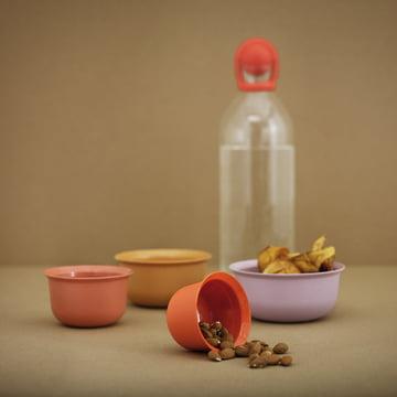 Rig-Tig by Stelton - Rig-Tig Minischüsseln, orange