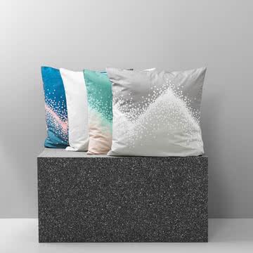 Normann Copenhagen - Sprinkle Bettwäsche - Gruppe, Farben