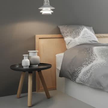 Normann Copenhagen - Sprinkle Bettwäsche, grey