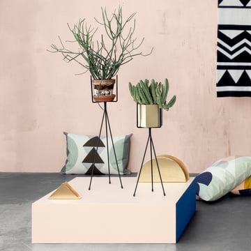 Geradlinig und geometrisches Design