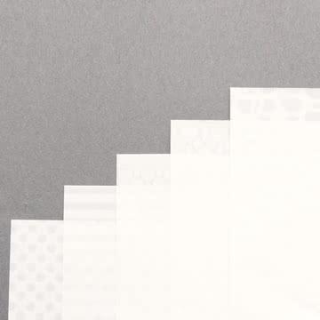 3120 Mino - Memo Block 5x50 - Notizzettel, Muster