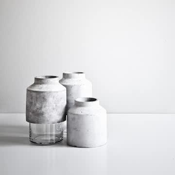 Willmann vase von menu im wohndesign shop for Wohndesign vasen