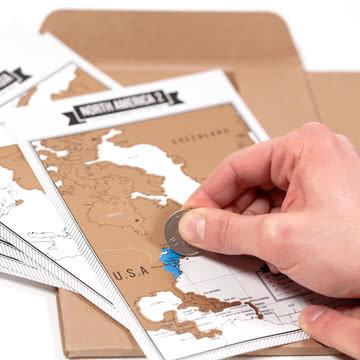 Luckies - Travelogue Reisetagebuch - Anwendung