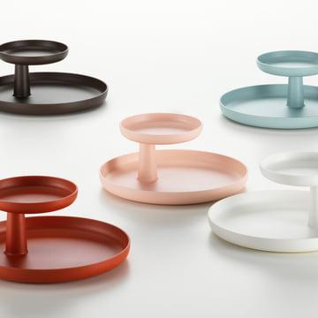 Rotary Tray von Vitra in verschiedenen Farben