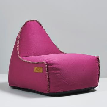 Sack it - Retro it Indoor Sitzsack, pink