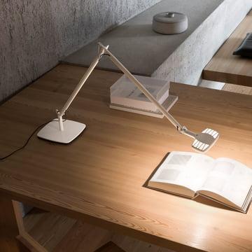 Luceplan - Otto Watt Schreibtischleuchte, weiß