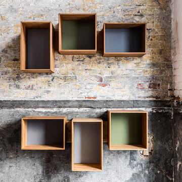 Garantierte Individualität mit dem SJ Bookcase