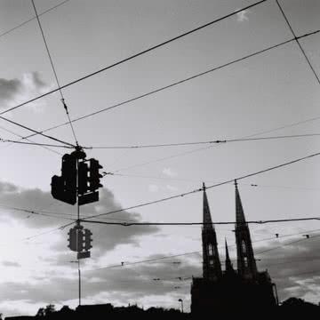 Lomography - 120 Schwarzweißnegativfilm - Beispielfoto