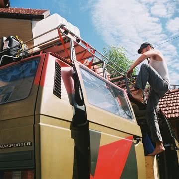 Lomography - 120 Farbnegativfilm - Beispielfoto