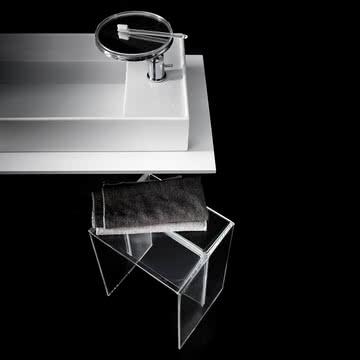 Kartell - Max-Beam Hocker / Beistelltisch, Ambiente