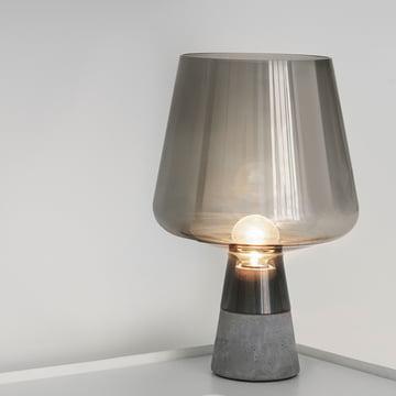 Iittala - Leimu Leuchte, grau