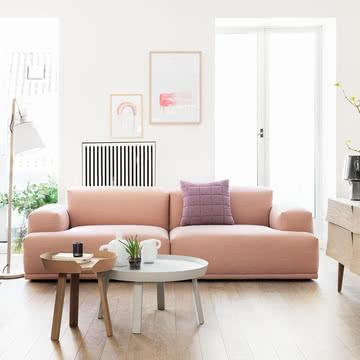 Muuto - Soft Grid Cushion 50 x 50 cm