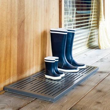 Die Drip Schuhablage für große und kleine Schuhe