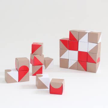 Snug.studio - snug.boxes Adventskalender, Dekoration Stern