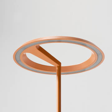 Wästberg - Claesson Koivisto Rune w126f Unterseite Lampe, orange