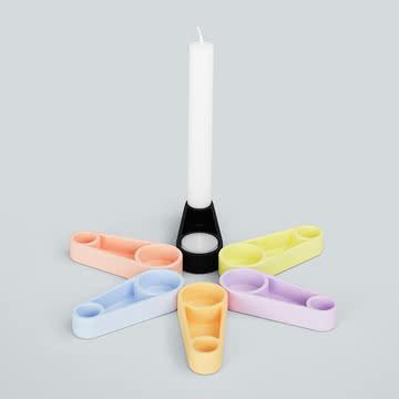 Hay - Kutter Kerzenhalter, Farben