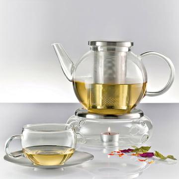 Jenaer Glas - Tea Stövchen