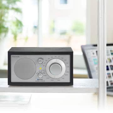 Tivoli Audio - Model One BT, schwarz/silber