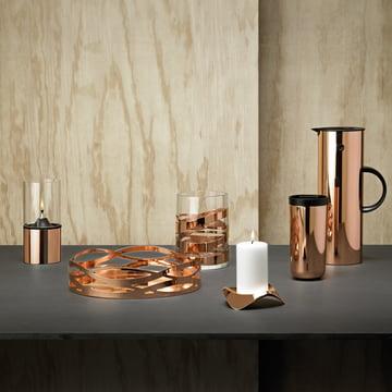 Stelton Produkte aus Kupfer