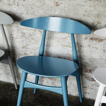 Carl Hansen - CH33, blau
