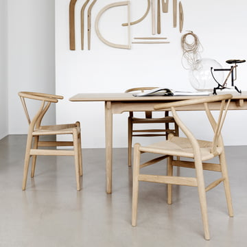 CH24 Wishbone Chair von Carl Hansen