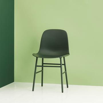 Form Chair (Stahl) von Normann Copenhagen