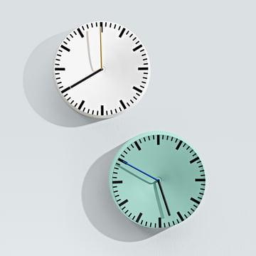 Hay - Analog Uhr, mint, weiß