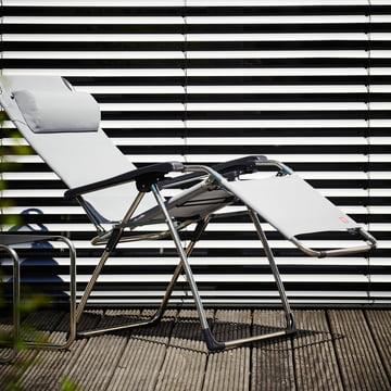 Amida Aluminium Relaxliege von Fiam