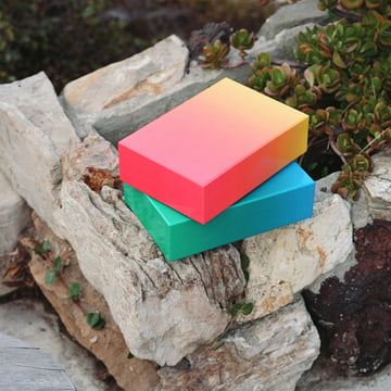 Areaware - Farbverlauf Puzzle, Verpackungen