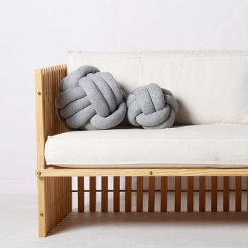 OK Design - Chango Kissen, grau