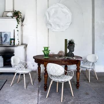Magis - Piña Stuhl, Esche natur / weiß