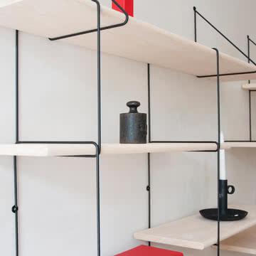 Link Regalsystem von Studio Hausen