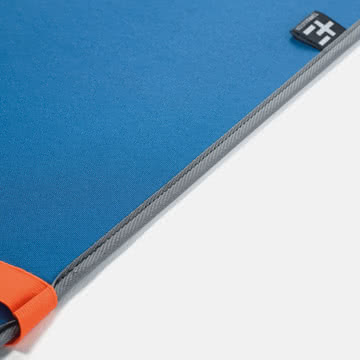 3mm feste Schaumstoffeinlage für extra Liegekomfort